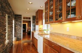 Kitchen remodeled by Lancaster Builders